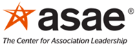ASAE: The Center for Association Leadership Logo